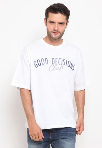 Sequel white Good Decisions Club 6CAD8AA3C48B8EGS_1