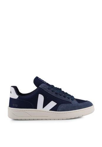 Veja white V-12 B-Mesh Sneakers 69CC6SHA3C5969GS_1