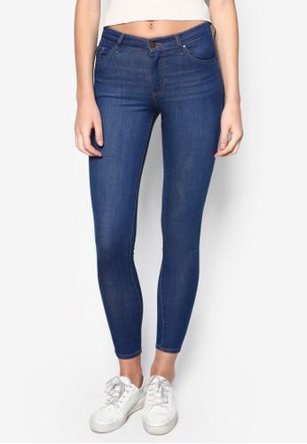 Moto Pansysalon esprit 香港 Blue Leigh Jeans, 服飾, 緊身牛仔褲