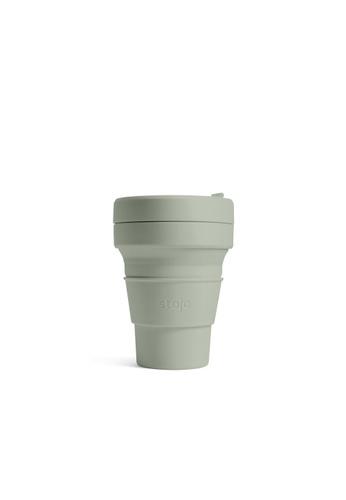 Stojo stojo pocket cup 12oz / 355ml, Sage E1DB4HL33D4F97GS_1