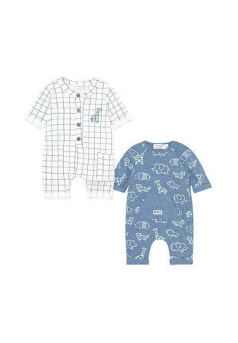 RAISING LITTLE multi Nemesi Romper 810D4KA52F8DE3GS_1