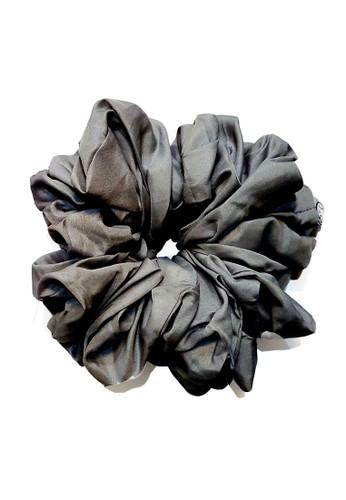 San Marco black Hair Volumizer Scrunchie Black C2A78BEF5A00BBGS_1