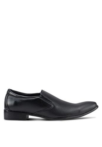 Rocklander black Formal Slip On Shoes 9D5ABSHBAA47F7GS_1