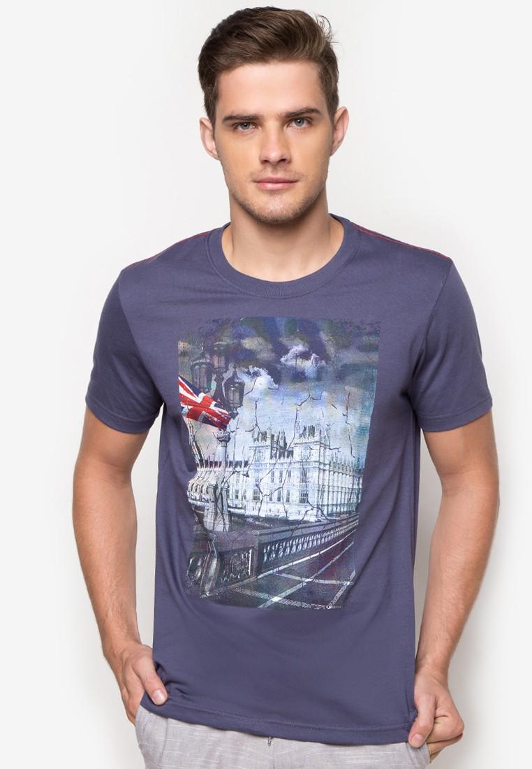 Photographic Print Shirt