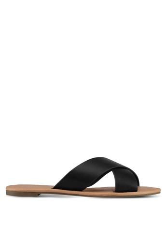 Rubi black Scarlett Xover Slides 20363SH7E2110DGS_1