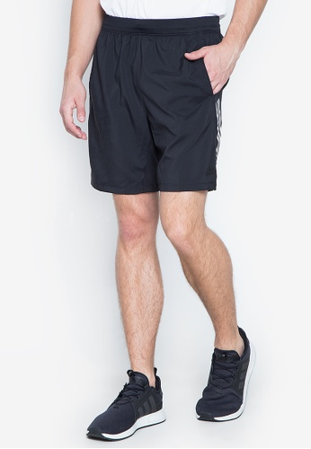 adidas 4KRFT tech woven 3 stripes shorts