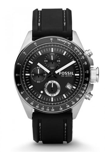 Fossil  esprit 品質DECKER運動型男錶 CH2573, 錶類, 運動型