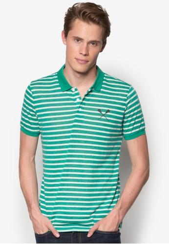 條紋POLO 衫,esprit 台中 服飾, Polo衫