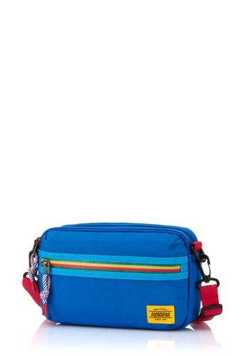 American Tourister navy American Tourister Blake Utility Bag 1DD84AC379A399GS_1