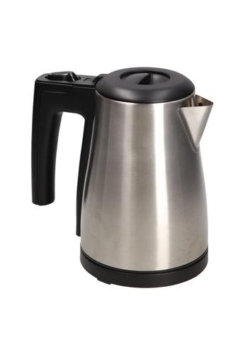 JVD JVD Lifestyle Marquise kettle, 0.6 litre, Matt Stainless Steel 3A222HLF7D8A6AGS_1
