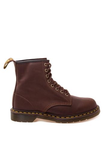 Dr Martens brown 1460 Boots DR086SH02QGNPH_1