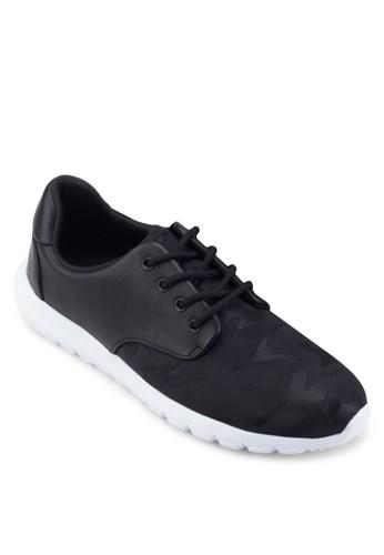 迷彩拼接休閒運動鞋、 鞋、 鞋ZALORA迷彩拼接休閒運動鞋最新折價