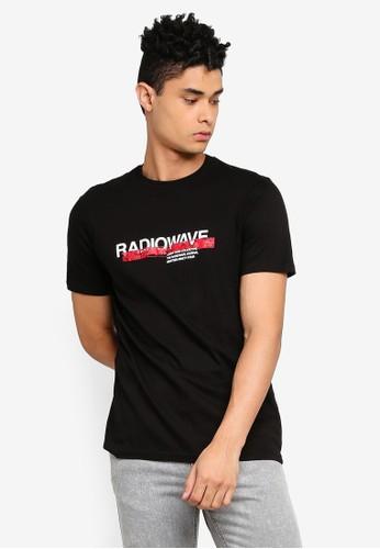 Cotton On black Tbar Urban T-Shirt 842F6AA1FFC979GS_1