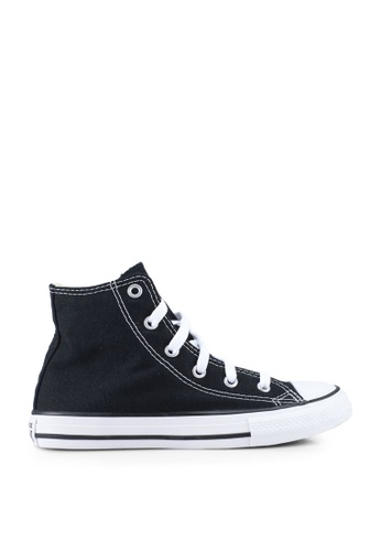 Converse 黑色 Chuck Taylor All Star Hi Sneakers EEBA4KS1A494FEGS_1