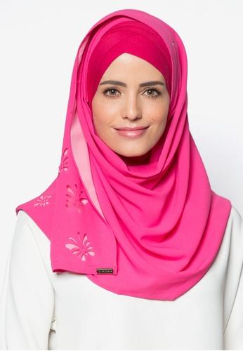 Sugarscarf pink Very Madison Instant Shawl SU954AC24QEDMY_1