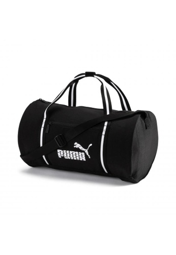 puma black Women's Barrel Bag S F3A1BAC36F175BGS_1
