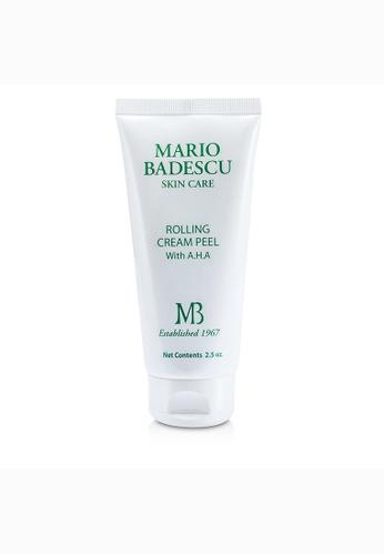 Mario Badescu MARIO BADESCU - Rolling Cream Peel With AHA - For All Skin Types 73ml/2.5oz 61B3CBE1EBBD9AGS_1