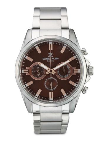 Daniel Klein silver Daniel Klein Silver Male Watches - DK11600-4 30C6FAC0522456GS_1