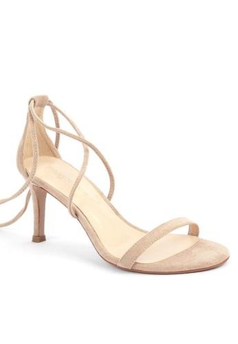 Twenty Eight Shoes 綁帶高踭涼鞋368-3 668EASH8EC84F7GS_1
