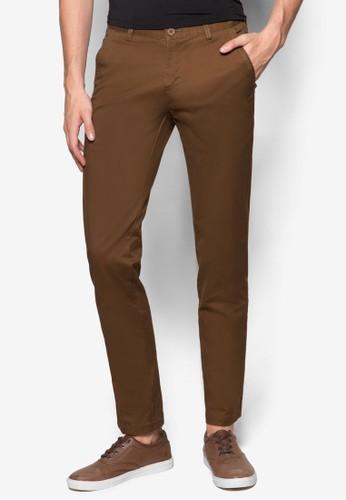 棉質奇諾長褲,esprit taiwan 服飾, 直筒褲