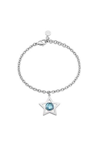 Morellato blue Cosmo Bracelet SAKI08 Steel Crystals 763CAAC08E6CADGS_1