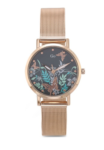 GO gold Florale Watch 9F862AC6A58D53GS_1