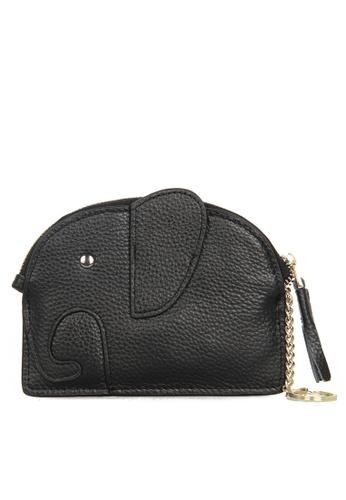 HAPPY FRIDAYS Zipper Leather Mini Wallet JN2161 9F30DACE6998E5GS_1