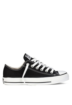 60e0eb5b2a30 Converse black Chuck Taylor All Star Core Ox Sneakers D2D0DSH249A183GS 1