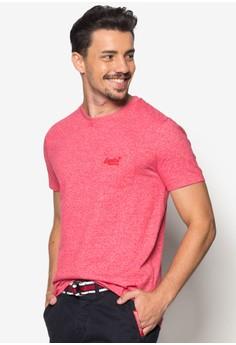 Orange Label Pop Grit Pocket T-Shirt