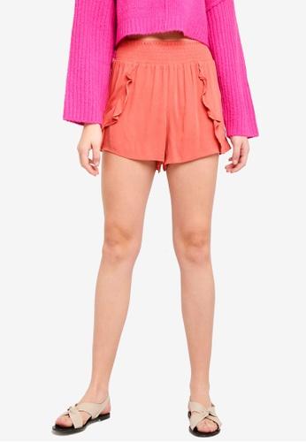 Cotton On orange Ellie Shorts 5FAA6AA7372FF6GS_1
