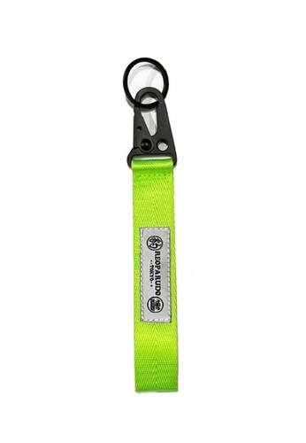 Reoparudo green REOPARUDO [Special Edition] Tape Tag (Fluorescent Green) 613FAAC6B4D146GS_1