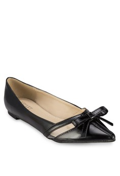 Ginny Pointed Flats