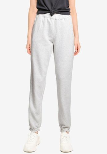 Abercrombie & Fitch grey Easy Classic Long Pants 100C7AAFA616D5GS_1