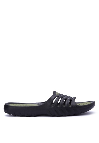 Krooberg black Grill Sandals & Flip Flops KR692SH0JP6HPH_1