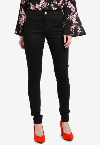 Dorothy Perkins black Regular Skinny Jeans DO816AA0T04QMY_1