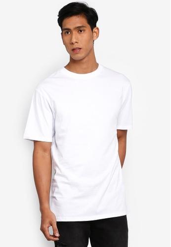 Factorie 白色 Regular T Shirt 3B738AAE213E19GS_1