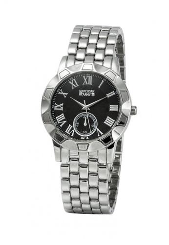 Greatvalueplus silver Newyork Army NYA174 Ladies IP High Plated Watch GR688AC36IEDPH_1