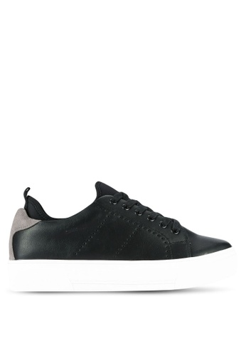 Call It Spring black Pompeano Sneakers CA512SH0RLJCMY_1