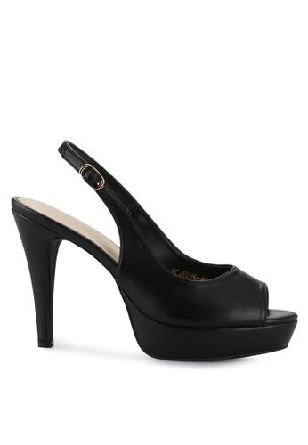 Nicholas Edison black Heel Fenella NI905SH34HURID_1