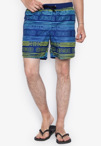 Arena multi and navy Surf Shorts 9C461US2E5BCE8GS_1
