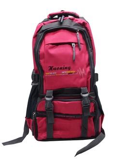 Fashion Sport Climbing Hiking School Bag BackPack BP-H1 (Pink)