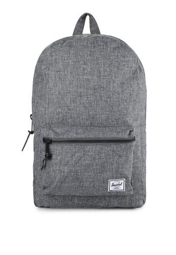 Herschel grey Settlement Backpack HE449AC0UDOQID_1