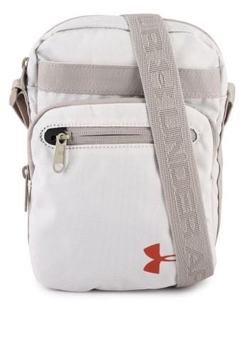 Under Armour white UA Crossbody Bag 819FBACBE23E9AGS_1