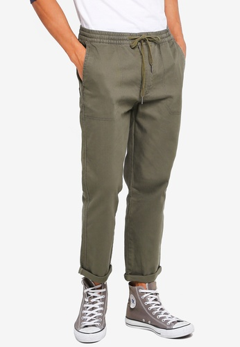 Cotton On green Drake Roller Pants FCD5AAA3243FE9GS_1