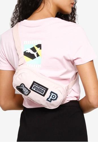 PUMA purple Patch Waist Bag 75103ACB2B17CAGS_1