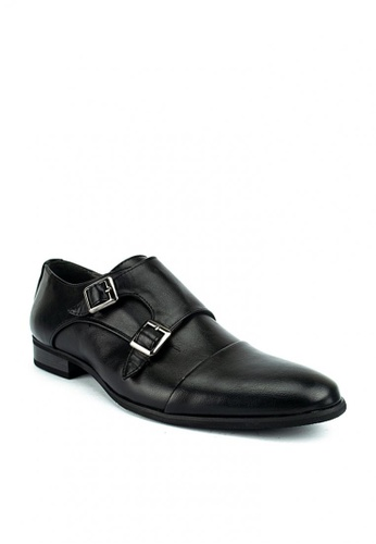 Mario D' boro Runway black Lance Formal Shoes 4BBD2SH56040D7GS_1