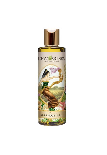 Dewi Sri Spa white Dewi Sri Spa Whitening Massage Oil 2016 BDD57BE1A0249CGS_1