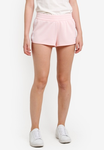 adidas pink adidas originals Regular Shorts AD372AA0RAGPMY_1