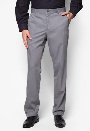 合身無褶西裝長褲, esprit 高雄服飾, 窄管褲