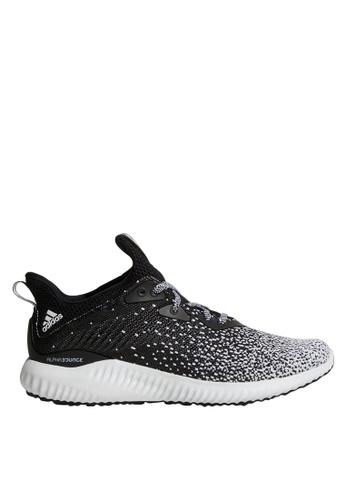 adidas black adidas alphabounce ck w AD372SH0SUO2MY_1